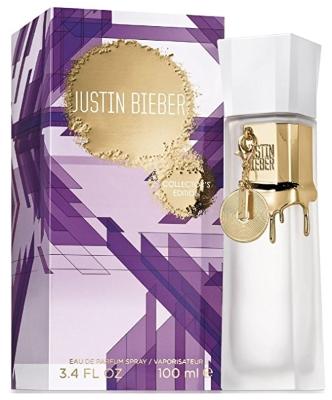 Justin Bieber Collector's Edition by Justin Bieber for Women Eau de Parfum Spray 3.4 oz