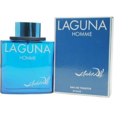 Laguna Homme by Salvador Dali for Men Eau de Toilette Spray 3.4 oz