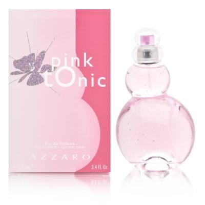 Azzaro Pink Tonic by Azzaro for Women Eau de Toilette Spray 3.4 oz