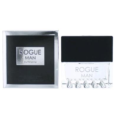 Rogue Man by Rihanna for Men Eau de Toilette Spray 3.4 oz