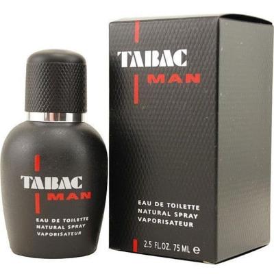 Tabac Man by Maurer & Wirtz for Men Eau de Toilette Spray 2.5 oz