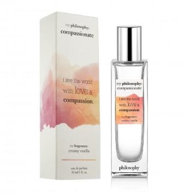 Philosophy Compassionate by Philosophy for Women Eau de Parfum Spray 1.0 oz