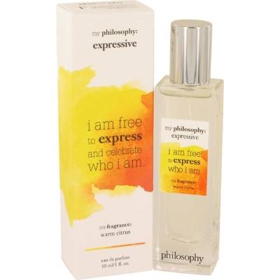 Philosophy Expressive by Philosophy for Women Eau de Parfum Spray 1.0 oz