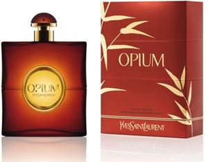 Opium by Yves Saint Laurent for Women Eau de Toilette Spray 1.0 oz UNBOXED